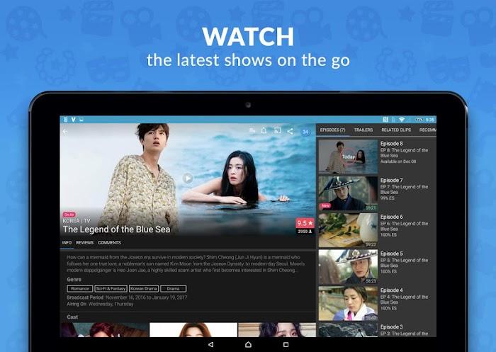 Viki: Korean Drama, Movies & Asian TV v2019 For Android APK Download