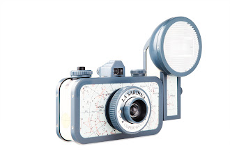Photo: Satisfy your thirst for wanderlust and wide-angle photography with La Sardina & Flash – Copernicus! This compact camera comes with Fritz the Blitz Flash, ready to capture all your travel memories in a snap! - http://tinyurl.com/8qp2pvk