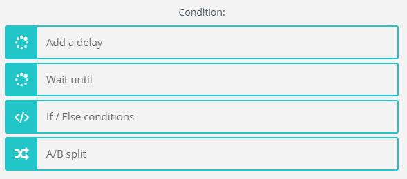 sendinblue_Add_condition_to_workflow