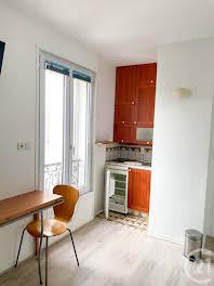 Studio meublé 16,58 m2