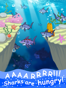 Hungry Shark Evolution Mod : hungry, shark, evolution, Hungry, Shark, Evolution, Craft, Clicker, Download