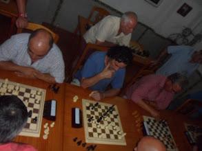 Photo: Torneo de partidas rápidas en la Chacona. Vista aérea (pero no tan aérea)