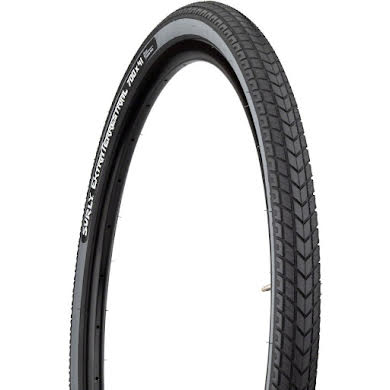 Surly ExtraTerrestrial Tire - 700 x 41, Tubeless, Black/Slate, 60tpi