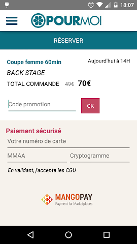 android Pourmoi Screenshot 2