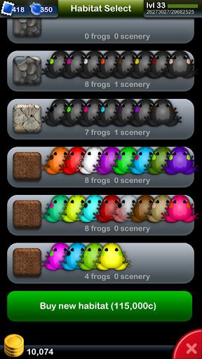 Pocket Frogs screenshot 3