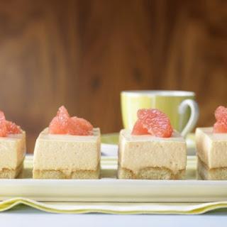 Grapefruit Cream Cakes