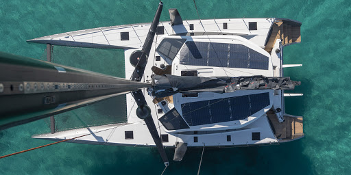 Gunboat 6801 Condor