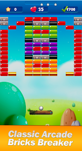 Download Bricks Breaker Mob For PC Windows and Mac apk screenshot 6