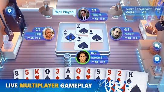 Spades Masters 1.003 MOD + APK + DATA Download 1