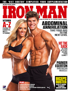 Australian Iron Man Magazine- screenshot thumbnail