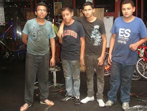 Photo: Youth mechanics from CESTA