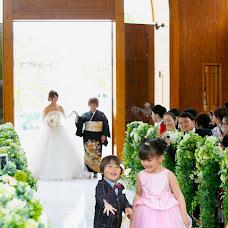 Wedding photographer Kenichi Morinaga (morinaga). Photo of 17.09.2019