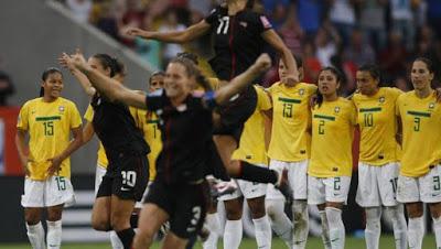 História da Seleção Brasileira Feminina
