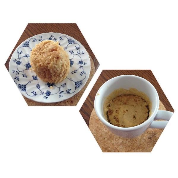 Honey Mug Cake Recipe