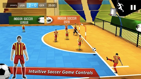 Indoor Soccer 2020 MOD (Unlimited Gold Coins) 4