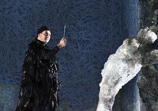 Photo: RUSALKA an der Wiener Staatsoper: Inszenierung Sven Eric Bechtolf. Premiere 26.1.2014. Janina Baechle. Foto: Barbara Zeininger