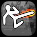 Street Fighting: Run! Icon