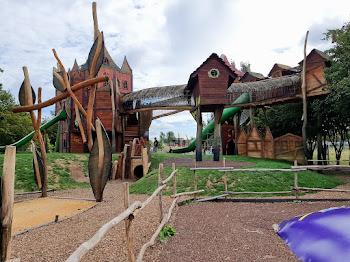 Hobbledown Adventure Farm Park and Zoo