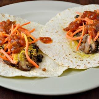 Healthy Vegan Burritos