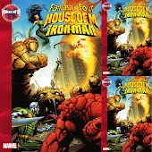 House of M: Fantastic Four / Iron Man