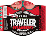 Traveler Time Traveler Strawberry Shandy
