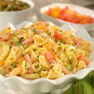Deli-style Pasta Salad.