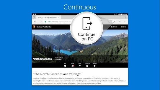 Microsoft Edge Browser 9