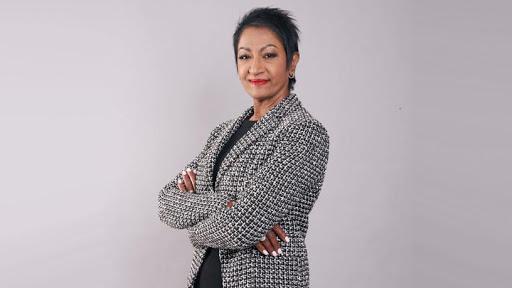 Kalyani Pillay, CEO of Sabric.