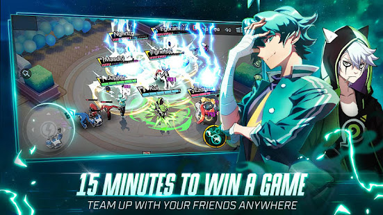 Game Extraordinary Ones: Anime-style 5V5 MOBA APK for Windows Phone