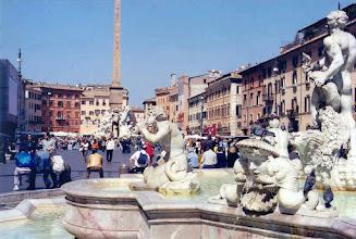 Photo: #004-Piazza Navona.