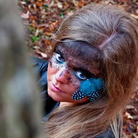 Make-up by Oleg Verjovkin - People Fashion ( beatiful, model, latvia, make-up )