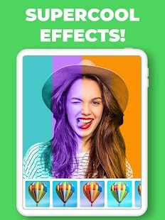 Mirror - Selfie Camera app with Photo Filters Screenshot