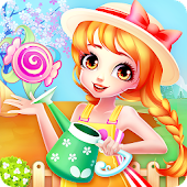 Magic Candy Garden: Little Princess Fruit Farm