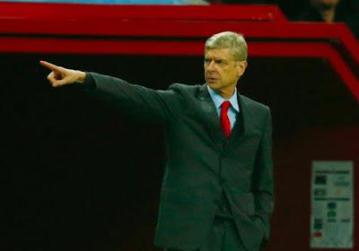 Wenger confiant avant le choc contre Manchester United