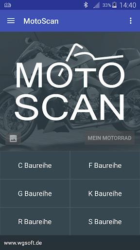 MotoScan für BMW Motorrad Lite