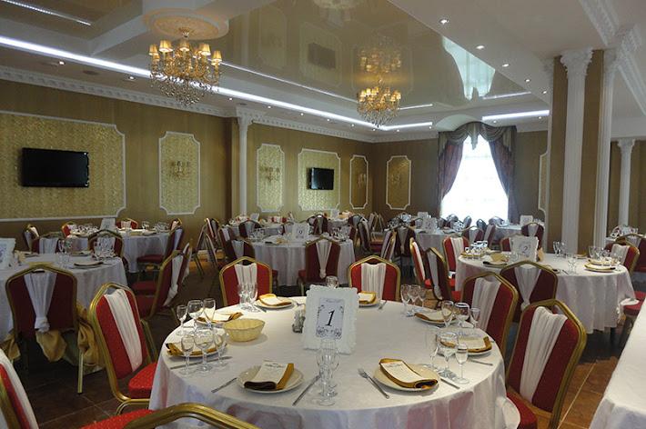 Фото №6 зала Большой банкетный зал