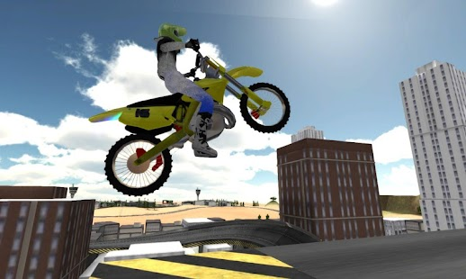 Extreme Bike Race Driving- screenshot thumbnail