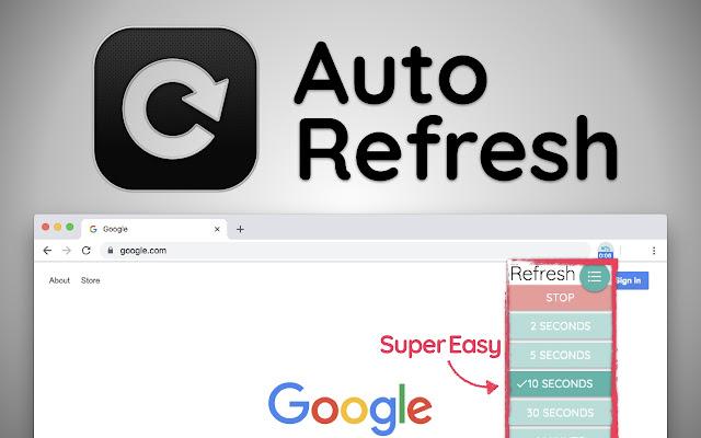 Super Auto Refresh Plus - Chrome Web Store