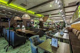 Ресторан Мушмула в ТЦ «Парк Хаус»