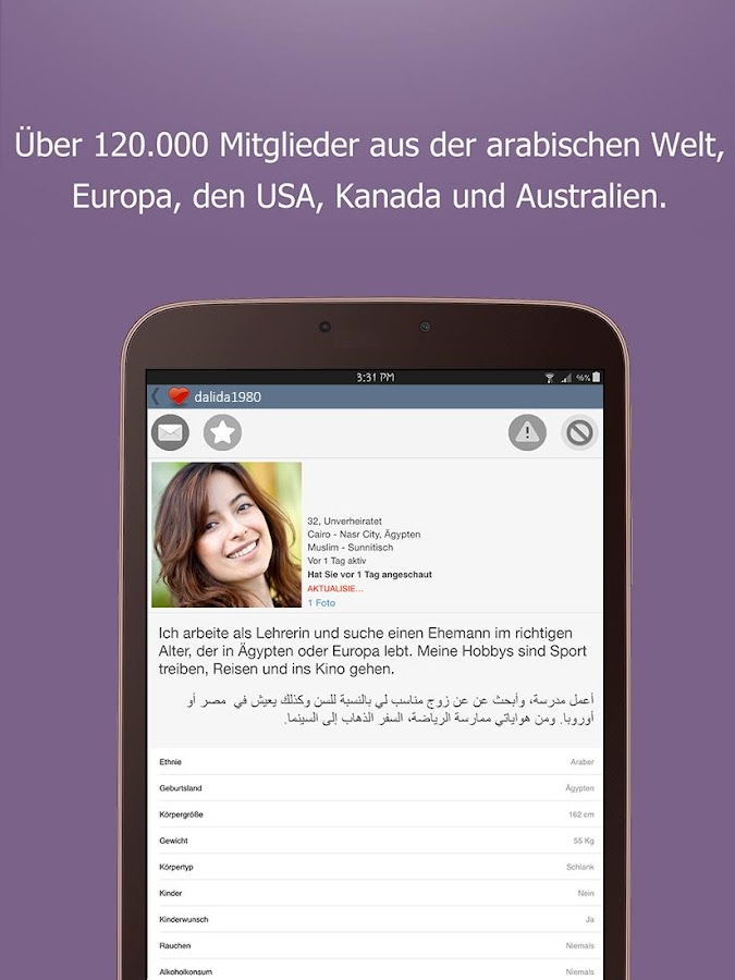 Partnersuche app android