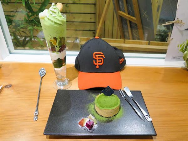 綠町抹茶專門店 -- 使用宇治丸久小山園抹茶製作的精緻美味又香甜濃郁醇厚的抹茶甜食和飲品