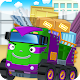 Tayo Monster Max - Dump Truck Car Game APK