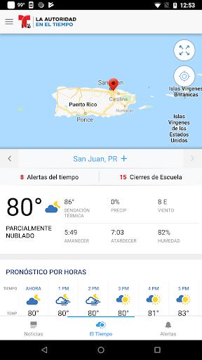Telemundo Puerto Rico screenshot 3