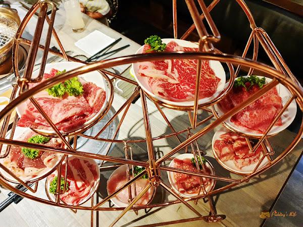 摩天輪上的和牛燒肉~響燒肉-冷藏牛肉燒烤專門店