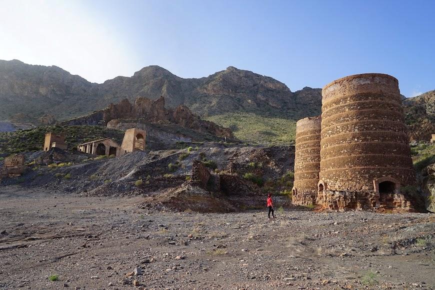Pulpí, entorno de la mina Pilar de Jaravía que acoge la Geoda más grande de Europa.