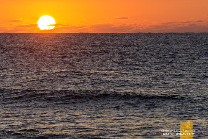 Treasures of Bolinao Sunset
