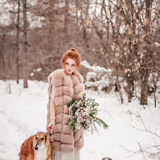 Wedding photographer Elena Timoschenko (photowedfamily). Photo of 02.03.2017