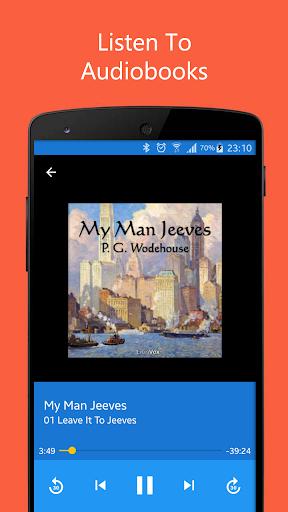 50000 Free eBooks & Free AudioBooks  screenshots 4