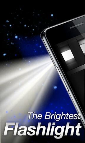 android Brightest Color Flashlight Screenshot 0