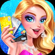 Rich Girl Shopping Day: Dress up & Makeup Games